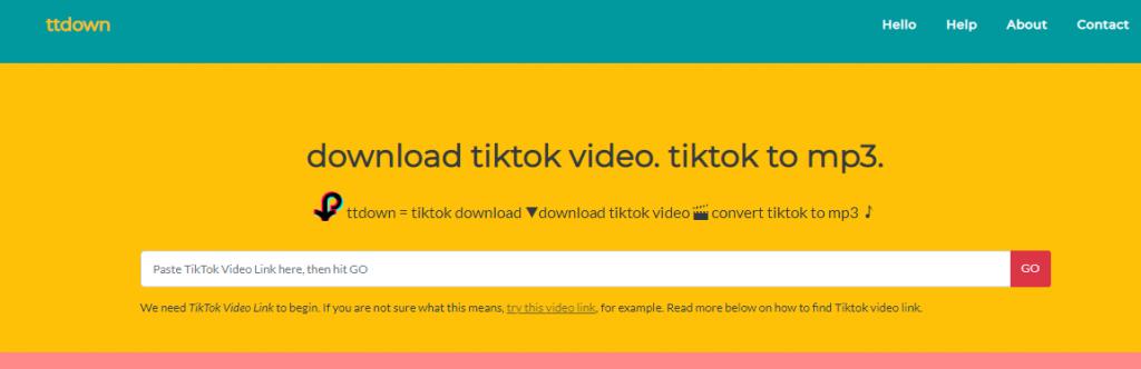 TOP 11 BEST TikTok Video Downloader Website for Window PC