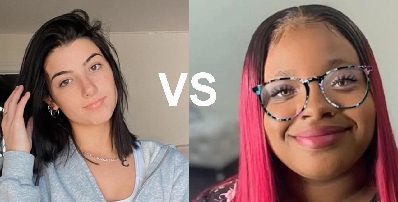 What Happen Between Lovely Peaches VS. Charli D'Amelio