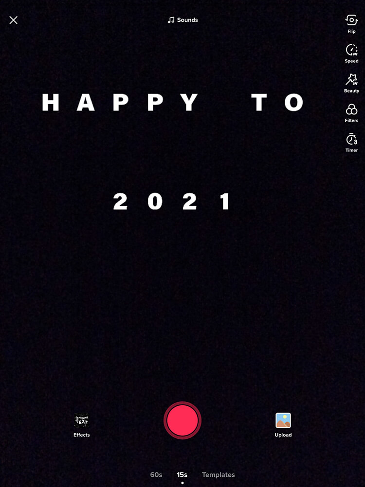 How to Get & Use Exploding Text Effect On TikTok 2021?