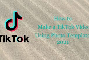 How to Get the Bling Effect Sparkle Effect On TikTok