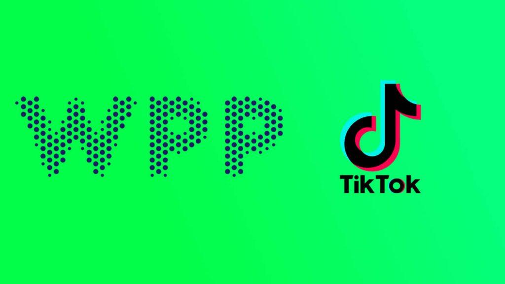 TikTok and WPP Work As Ads Partnership